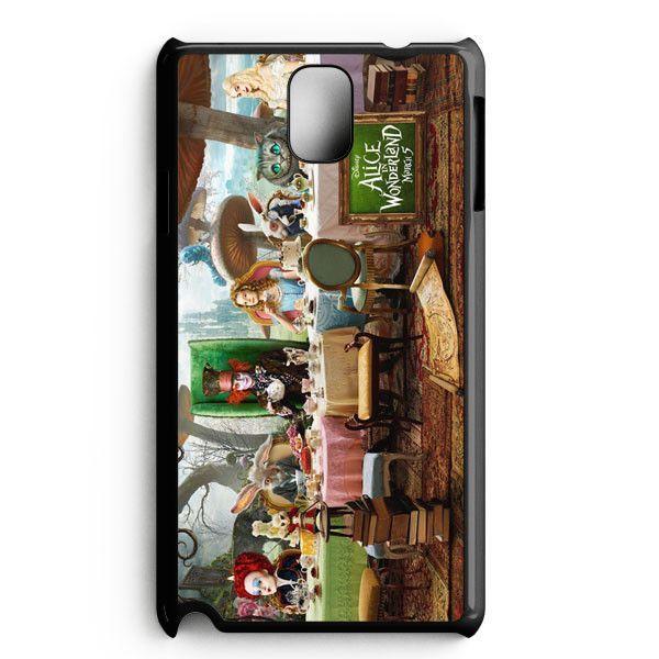 Alice And Wonderland Samsung Galaxy Note 3 Case