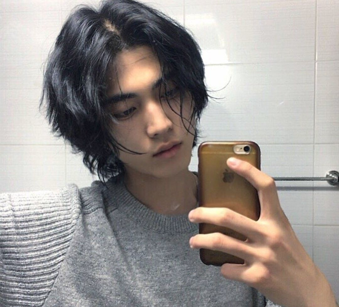 Lee Sangho Fryzura Ludzie I Wlosy