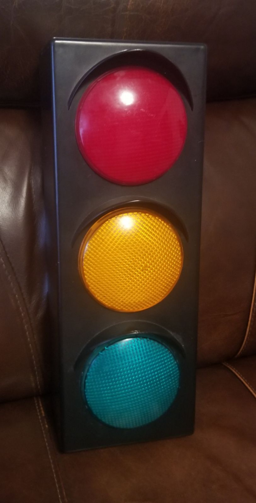 Industrial Wind Creative Personality Retro Restaurant Cafe Bar Led Traffic Light Caution Wall Lamp Bar Led Light Wall Lamp