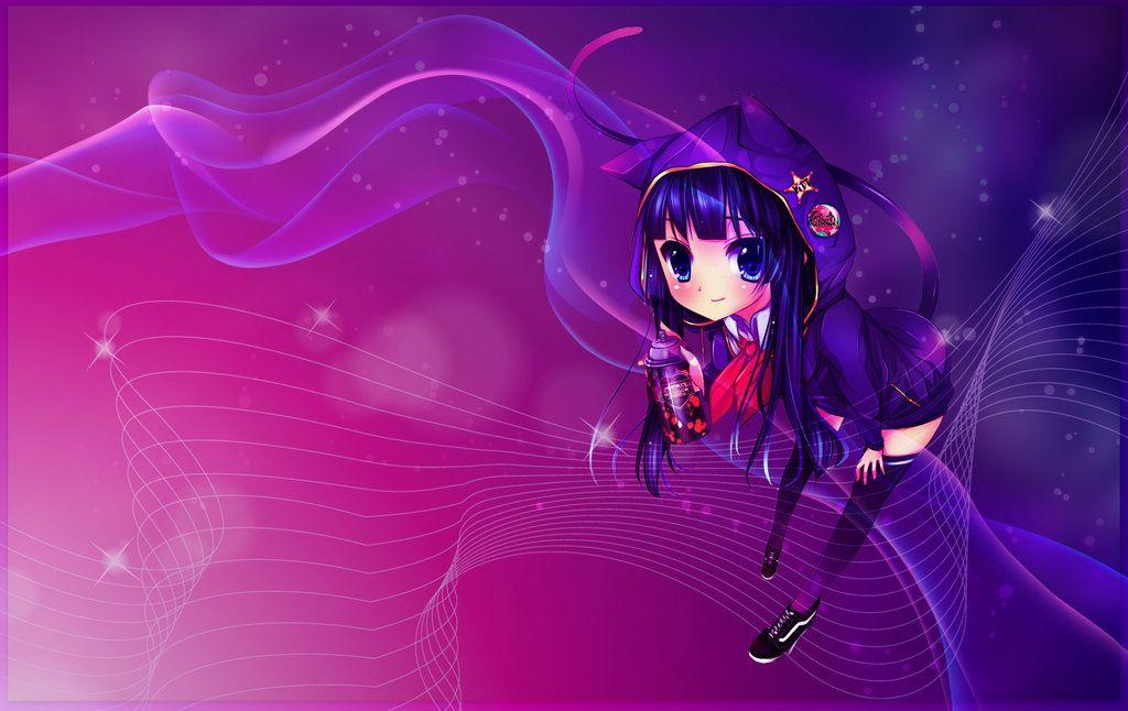 Cat Girls Anime HD desktop wallpaper | HD Wallpapers | Pinterest ...
