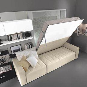 Cubik cs11 12 mobili trasformabili nel 2019 letto for Mobili trasformabili