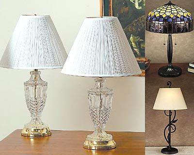 Lamps saw this at boscovs
