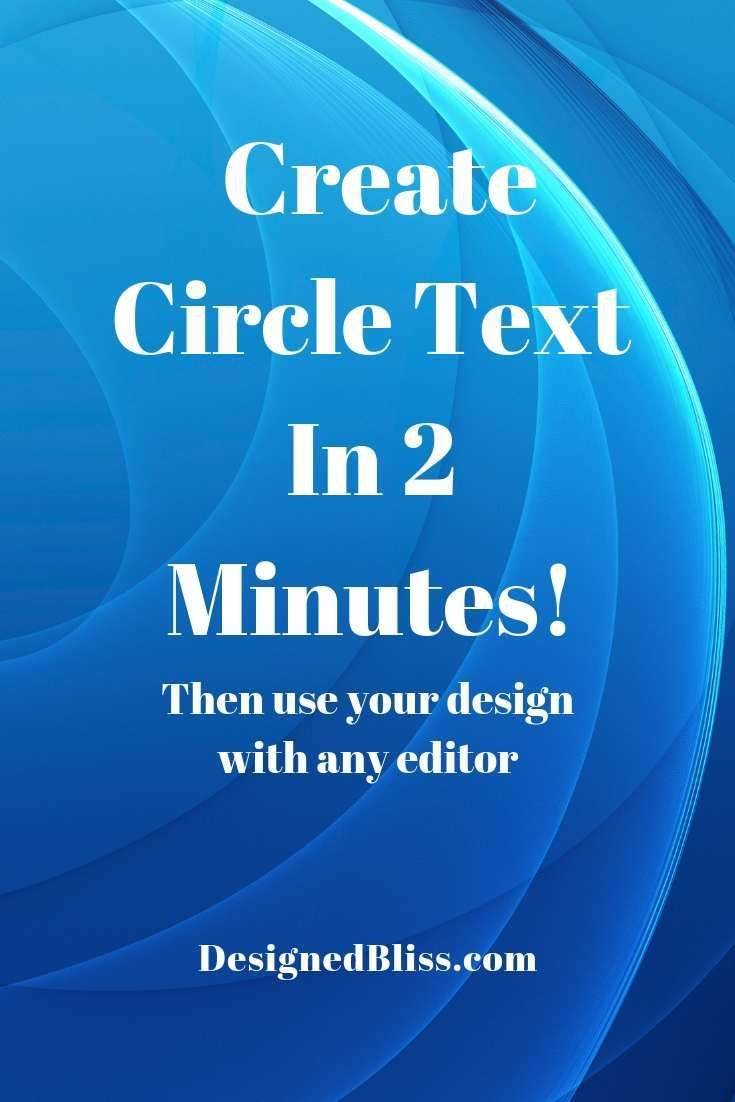 how to curve text in photoshop elements