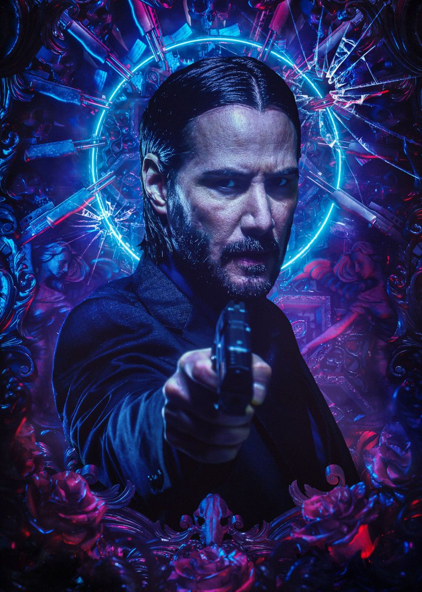 Johnwick Wallpaper Johnwick 3 Johnwick Art Johnwick Tattoo Johnwick 3 Poster Johnwick Meme Johnwick Quotes Johnwick Dog John
