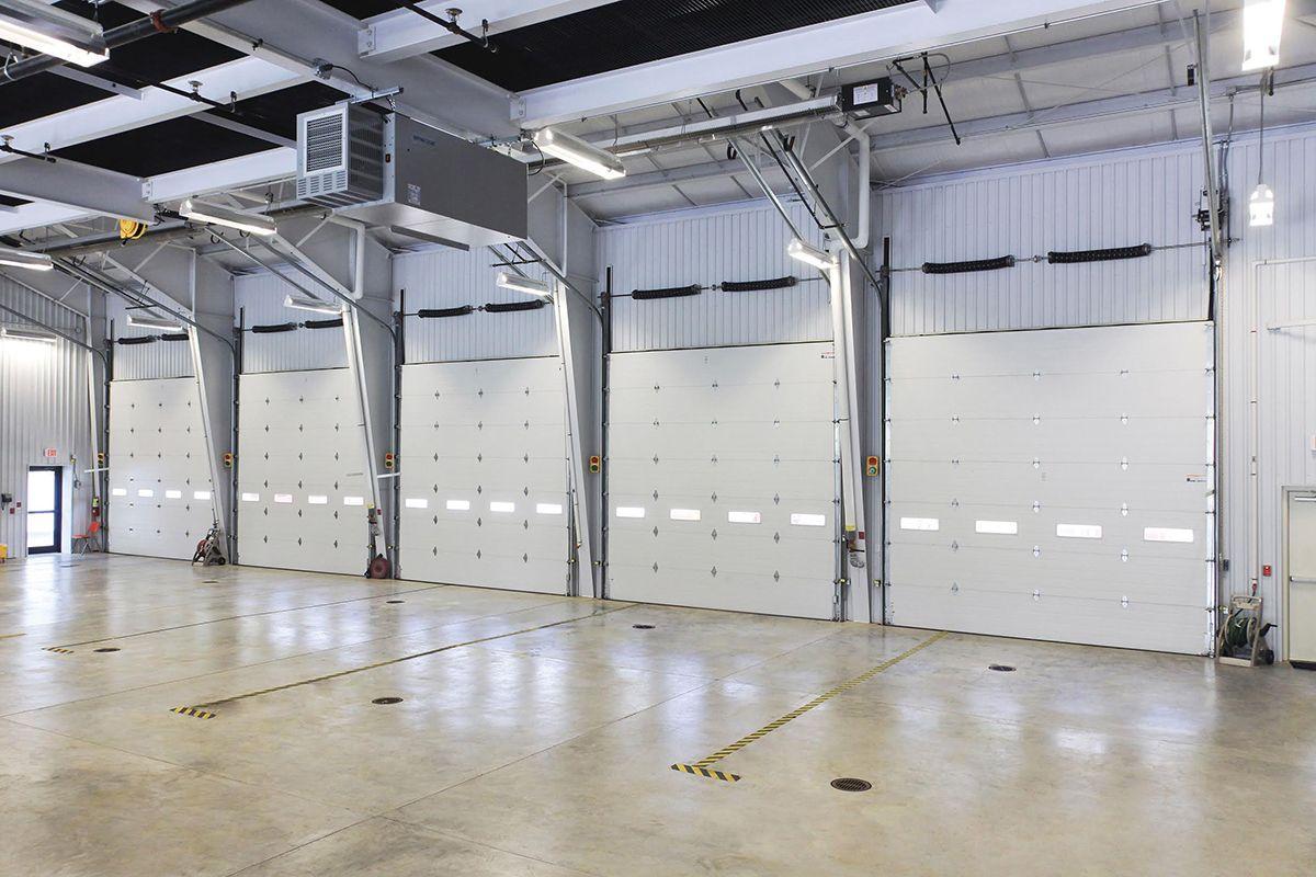 It Is Important That You Have The Right Commercial Doors For Your Business And Establishment Action Auto Commercial Overhead Door Door Repair Garage Door Types