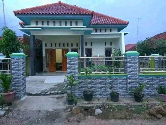 Desain Rumah Di Desa Minimalis Cek Bahan Bangunan