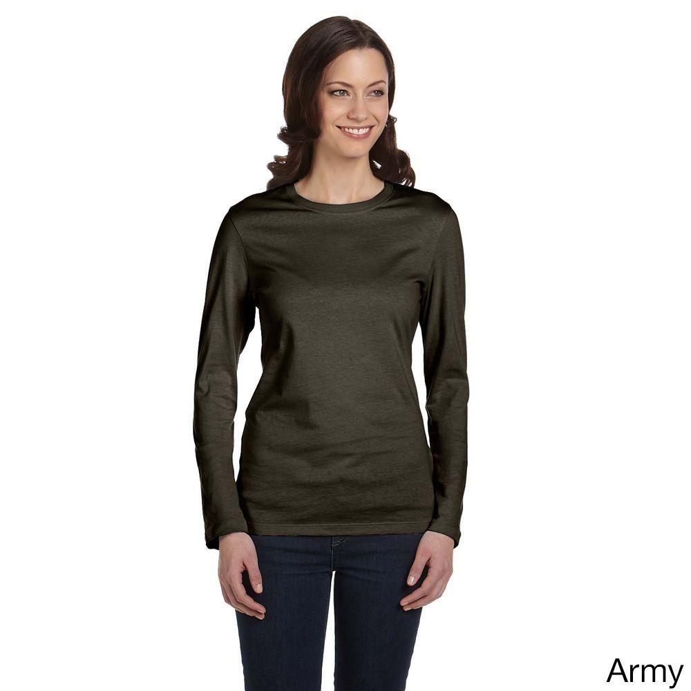 Bella Women's Long Sleeve T-shirt