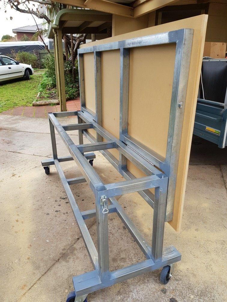 Folding Workbench Welding Table Folding Workbench Welding Projects