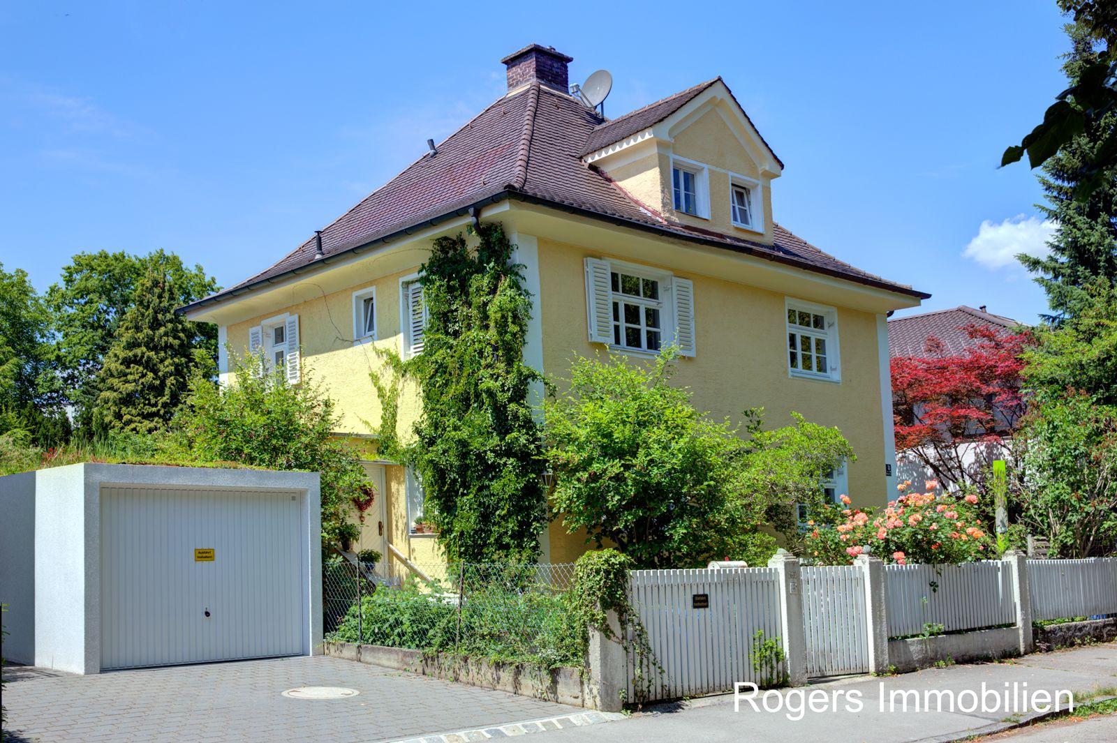 Schones Haus In Munchen Immobilienmakler Munchen Immobilienmakler Immobilien