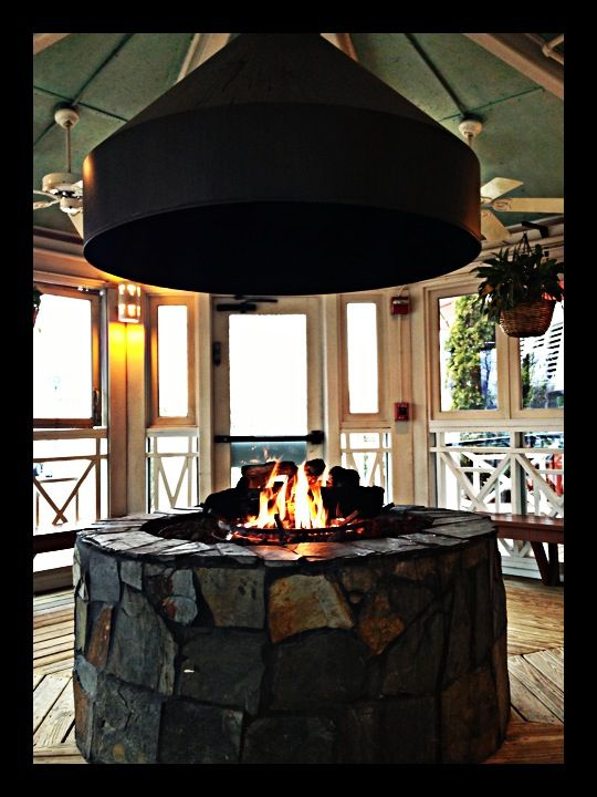 Fire Pit Deco In 2019 Fire Pit Patio Gazebo With Fire