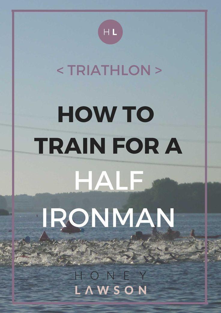 So trainieren Sie für einen Half Ironman - mit einem kostenlosen Beispieltraining und einer Checklis...