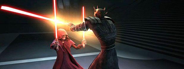 Chancellor Palpatine aka Darth Sidious vs Savage Opress | Star ...