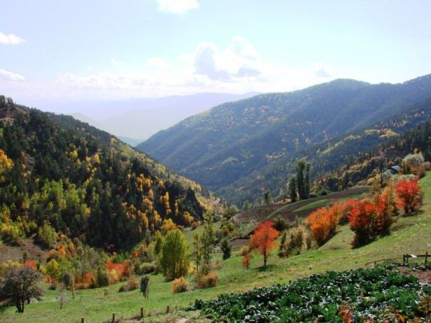 Türkiye'de muhteşem sonbahar galerisi resim 82