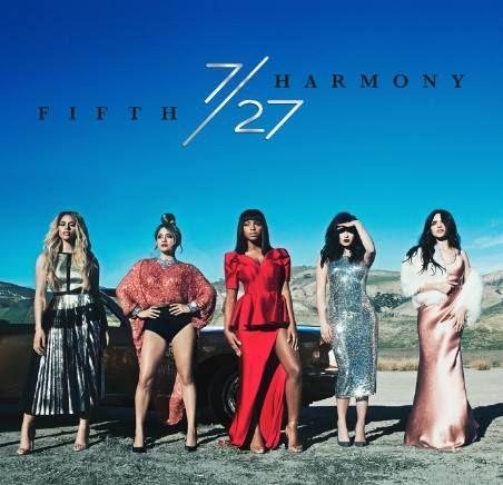 """Fifth Harmony dévoile le contenu de l'album """"7/27"""" http://xfru.it/yTPUe5"""