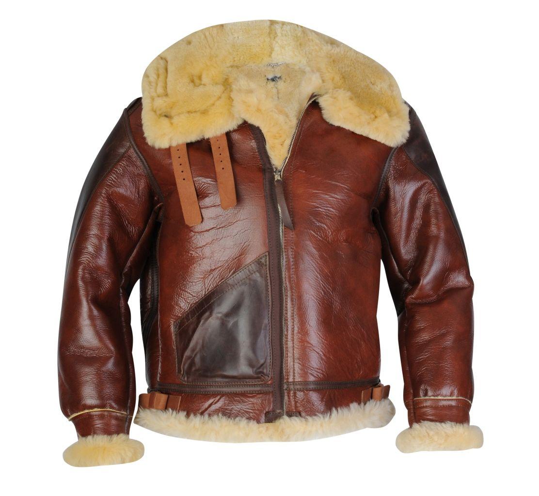 1501196a001 Type B-3 Redskin - original-flightjackets.com Leather Flight Jacket