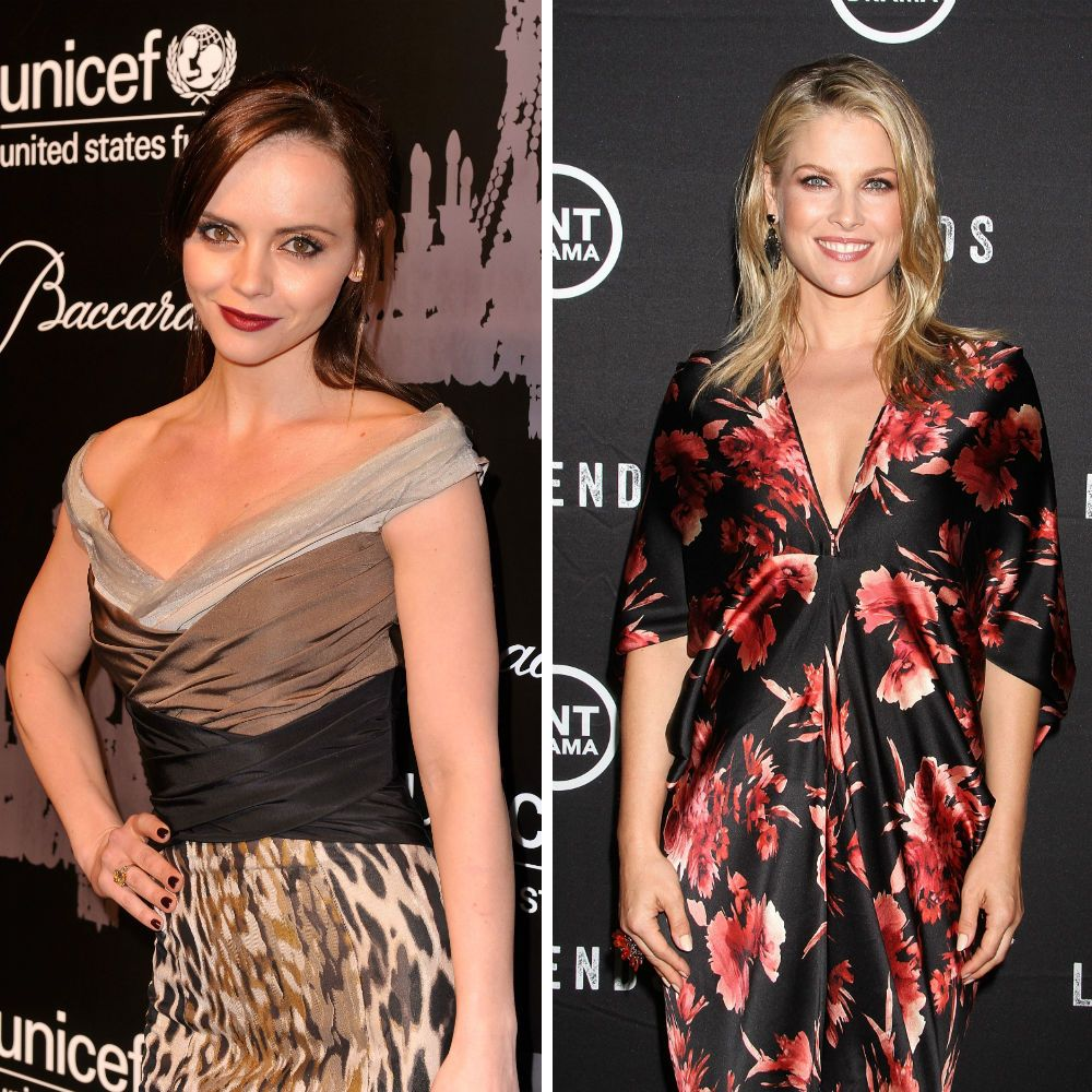 Surprise!: Christina Ricci Welcomes Baby Boy While Ali Larter Announces She's Pregnant!| Life & Style