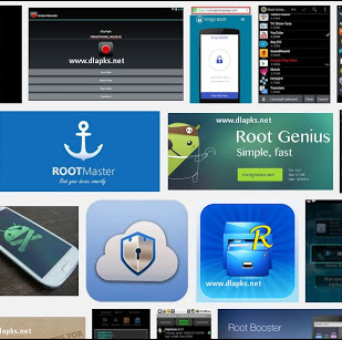 Download the latest updated and new versions of Rooting