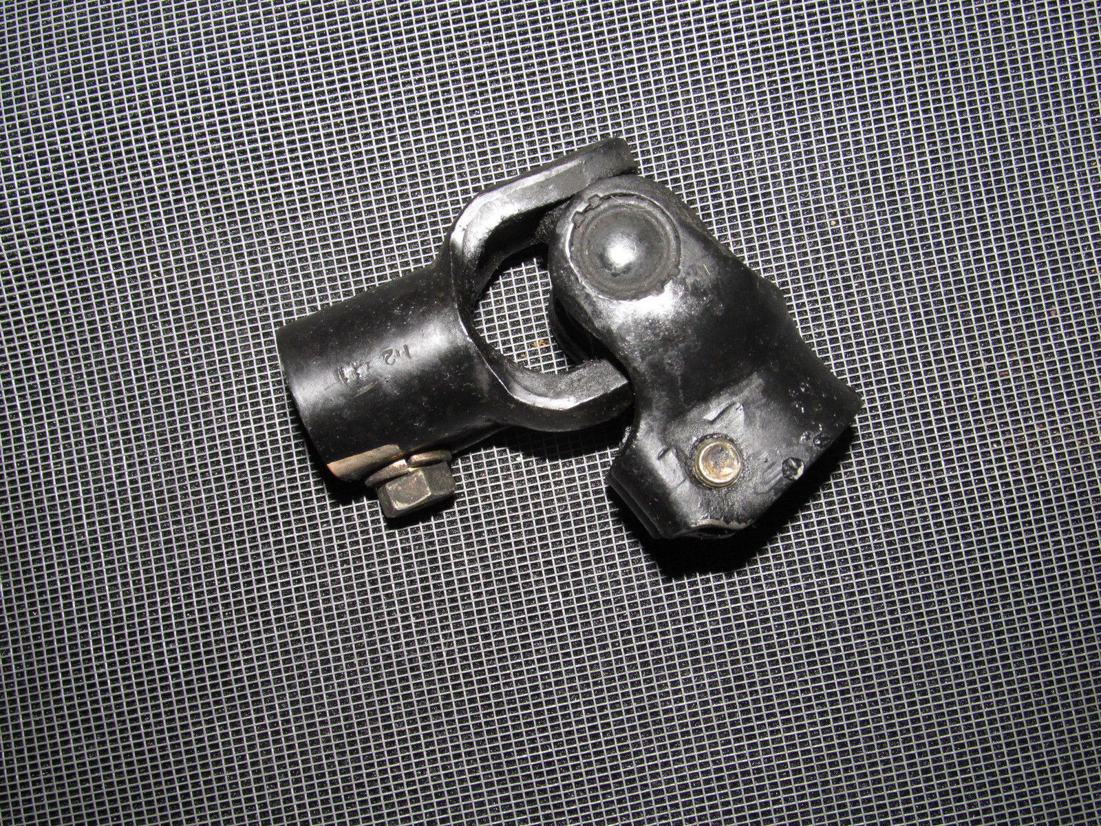 hight resolution of 89 90 91 92 93 94 nissan 240sx oem steering column u joint coupler