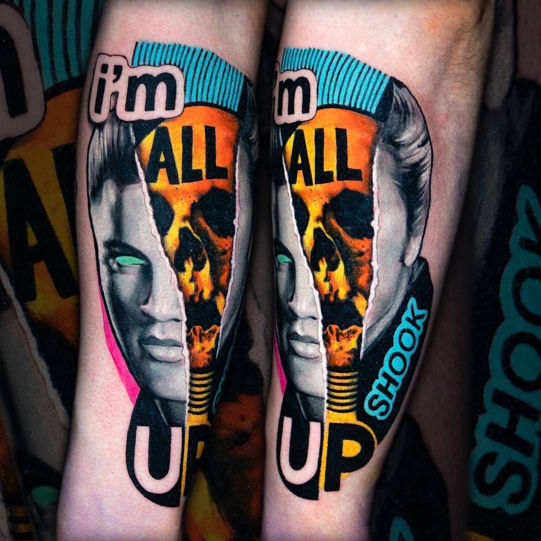 Inked tattoo done by tattoo artist hans deslauriers