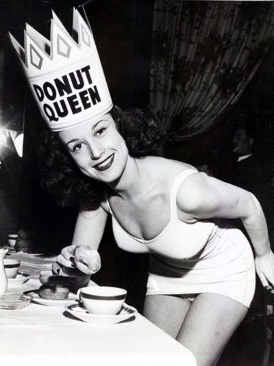 Donut Queen from 1948: