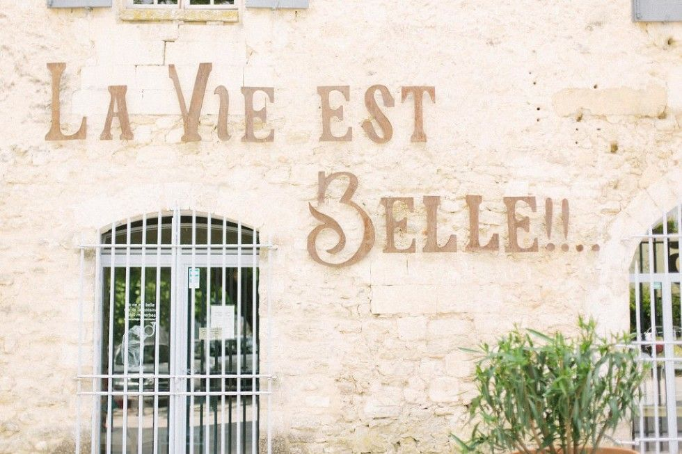 Quaint Provencal Village Of Menerbes And Lacoste