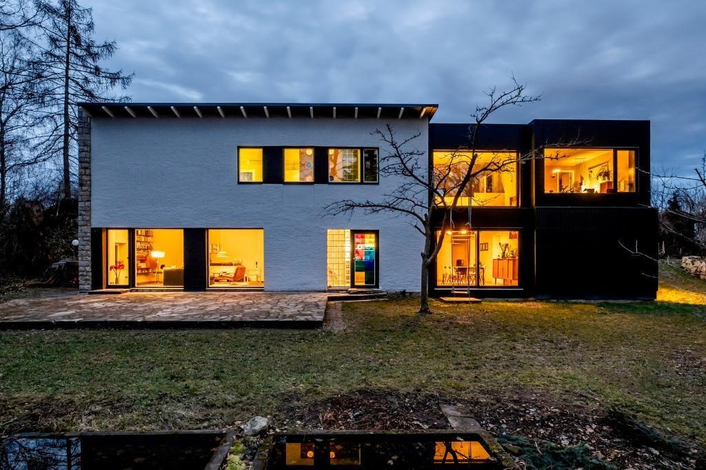Altbau Saniert Gelebtes Bauhaus Im Mid Century Atelier Designigel Bauhaus Altbau Sanieren Style At Home