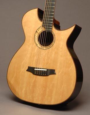 Adjustable Neck Angle System Luthier Guitar Guitar Neck Acoustic Guitar
