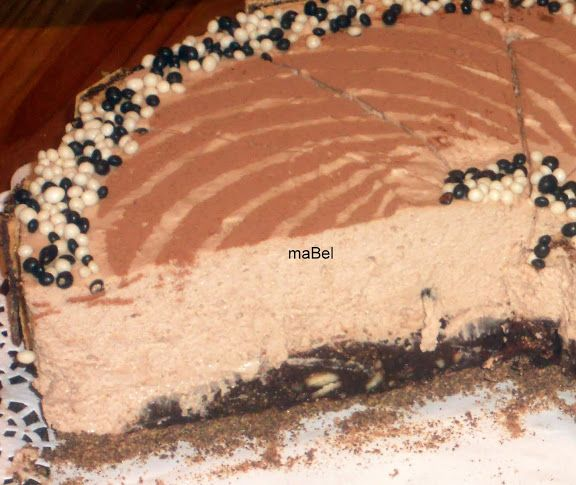 Tarta de Nutella de Leandro ~ Pasteles de colores