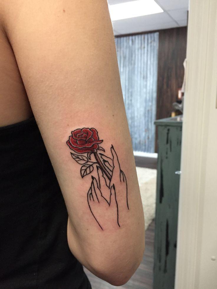 1731c97d2 Resultado de imagem para cute unique tattoos tumblr Tatuagem Rosa Preta