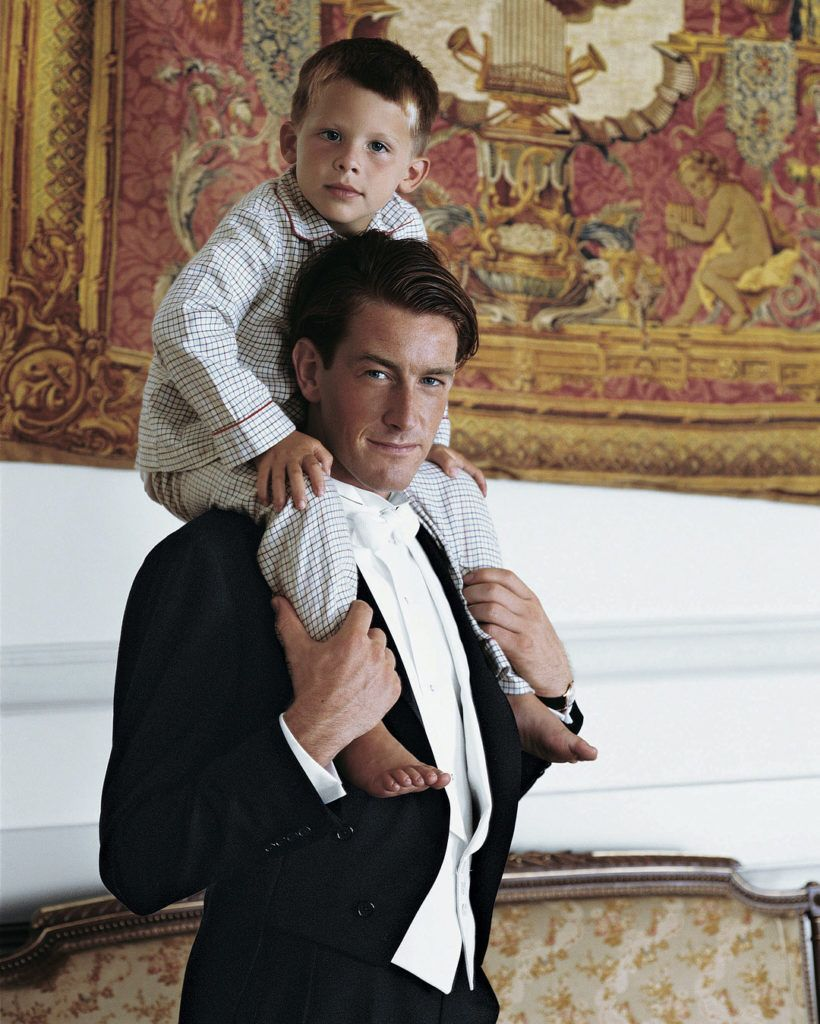 Habitually Chic® » Ralph Lauren 50th Anniversary   For the Gents ... 012d59e937b