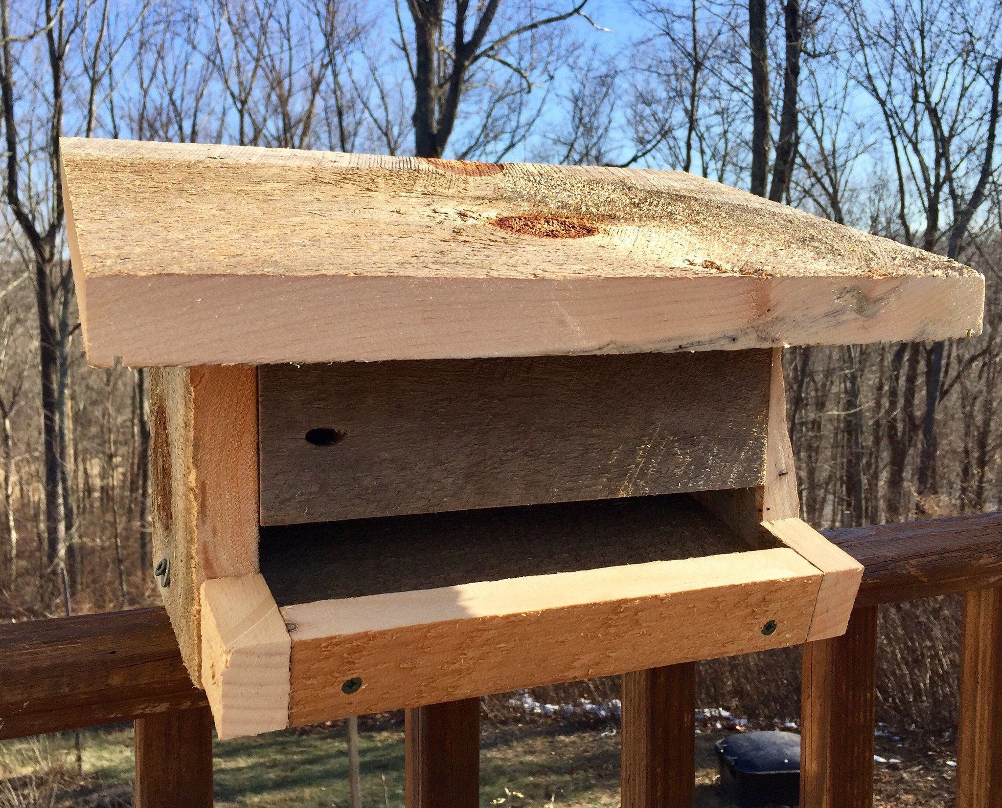 how to stop birds from building a nest on front porch