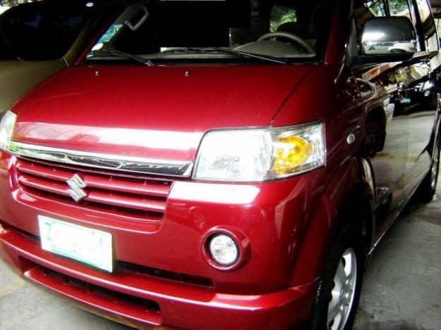 Suzuki Apv 16 Cargo Suzuki Cargo Car