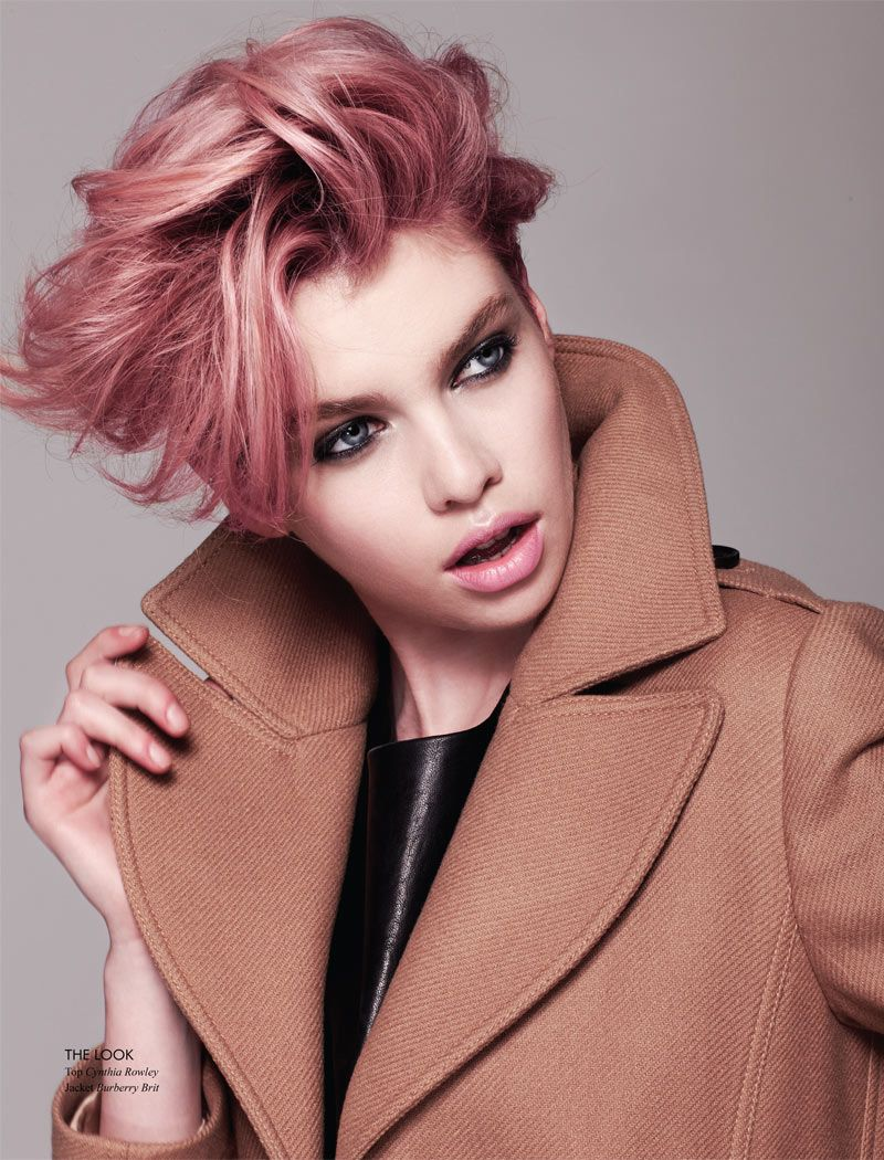 Stella Maxwell by Markus Ziegler in \'Color Pop\' for Fashion Gone ...