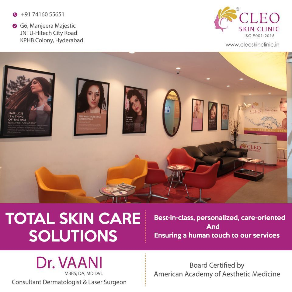 Pin by Cleo Skin Clinic on Skin Care | Skin, hair clinic