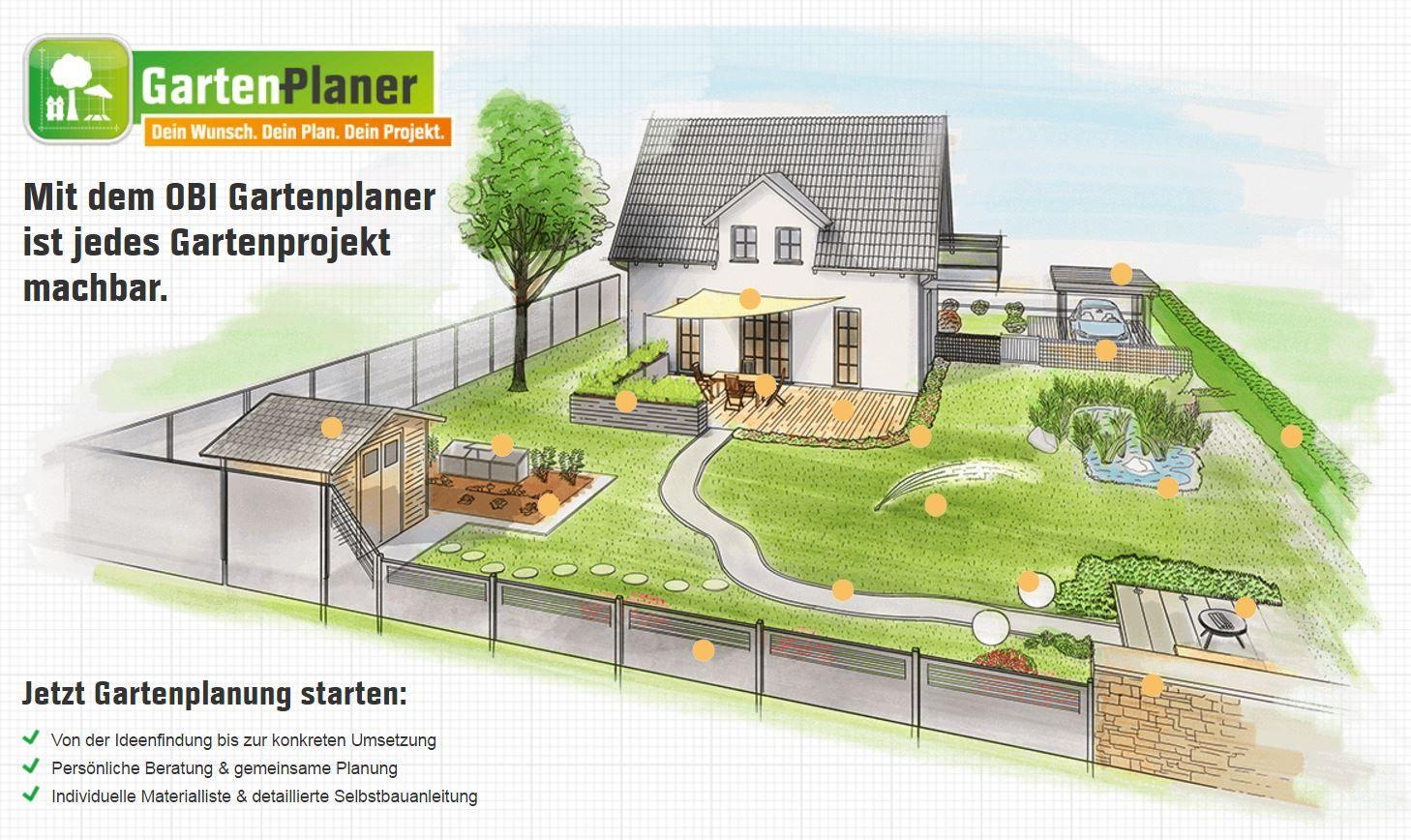 Gartenplaner jetzt garten planen gestalten mit for Garten planen mit pflanzkübel holzoptik