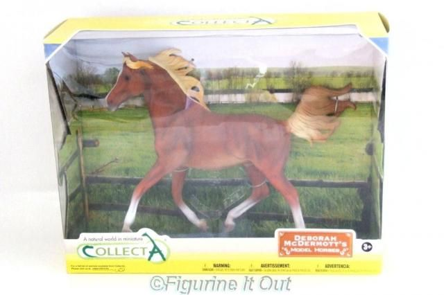 CollectA Arabian Stallion Chestnut