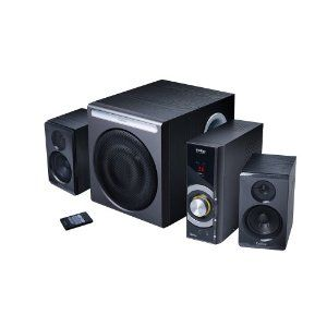 Edifier C3 2.1 PC-Lautsprecher-System (43 Watt) schwarz