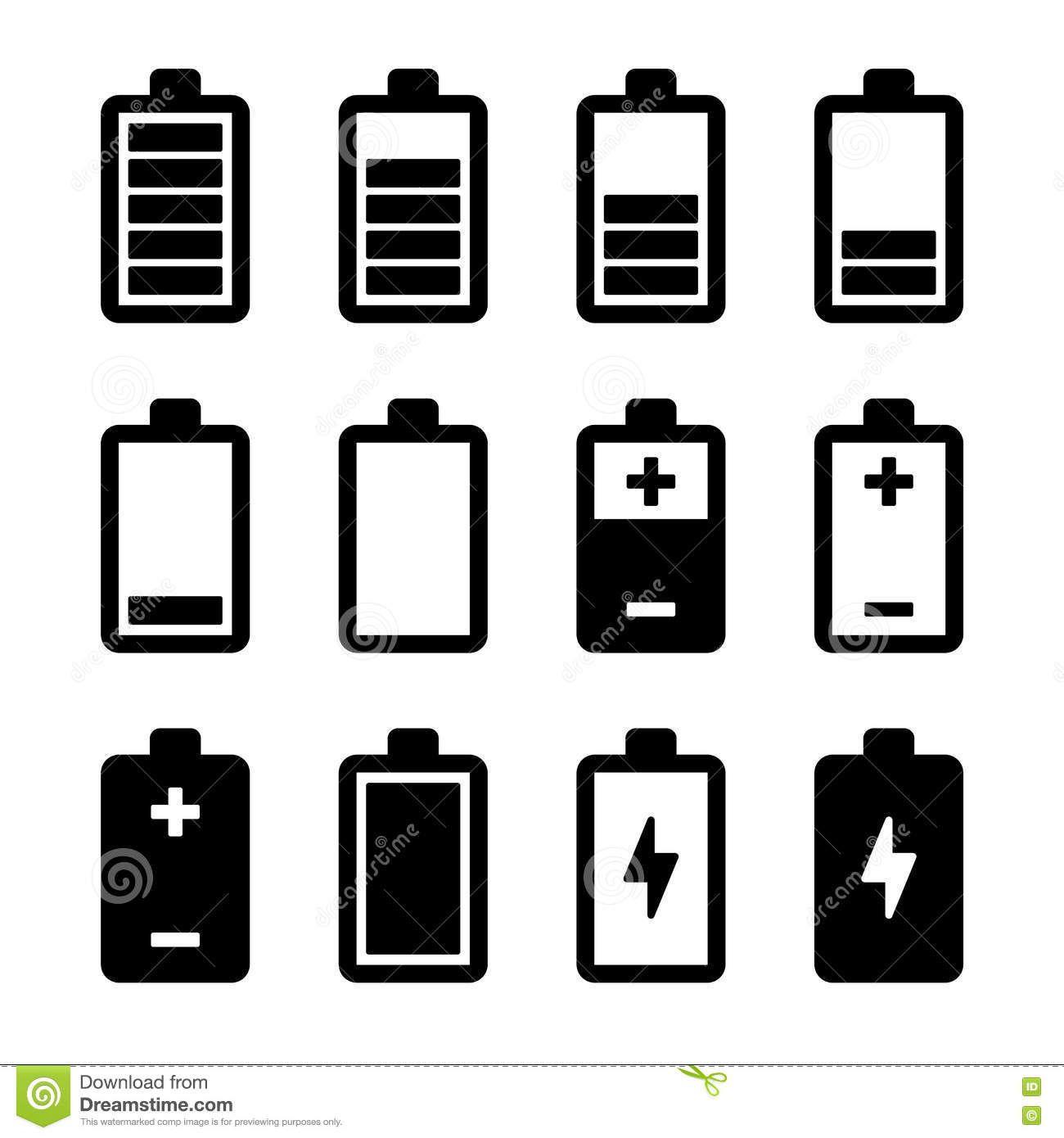 battery-icons-set-power-vector-illustration-eps-34490680.jpg (1300 ...