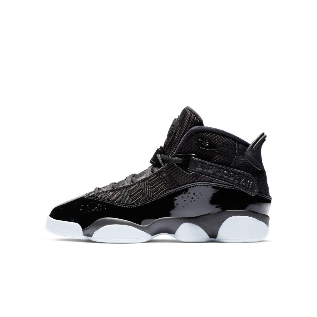 Jordan 6 Rings 3 5y 7y Boys Shoe Nike Com In 2020 Jordan 6 Shoes Jordans