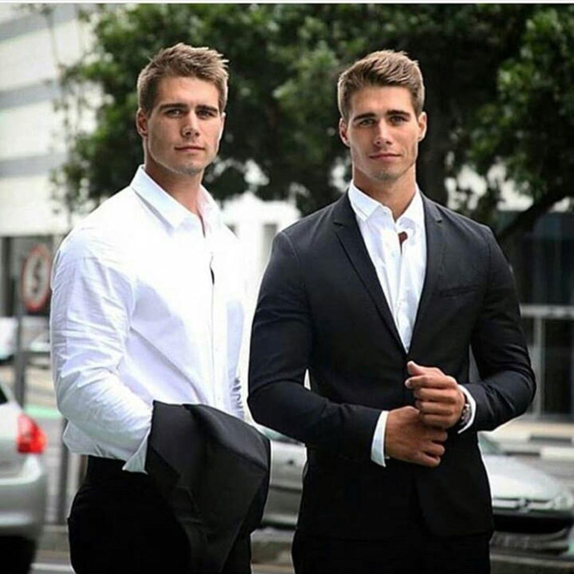 Australian man dating twins