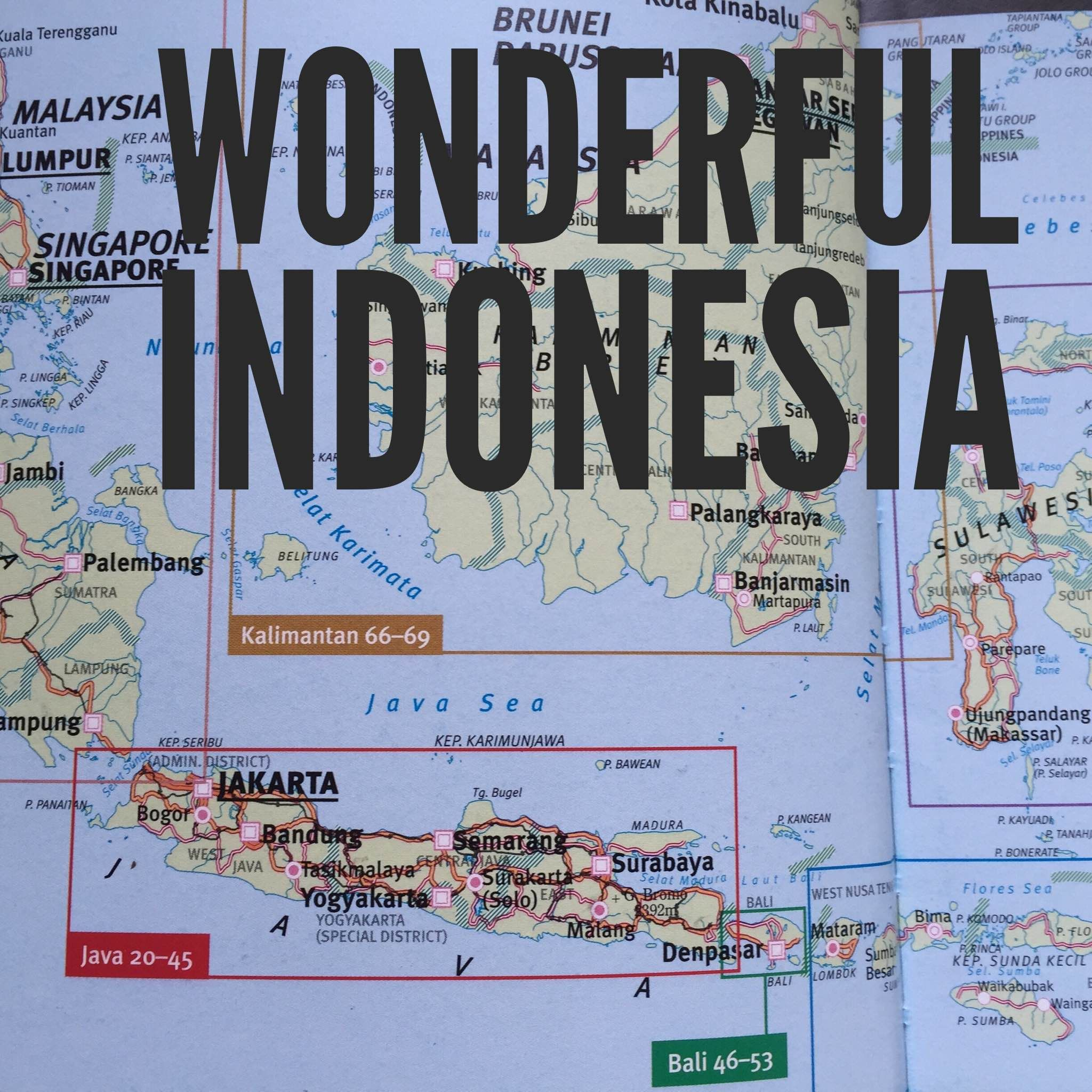Wonderful Indonesia Title Pic
