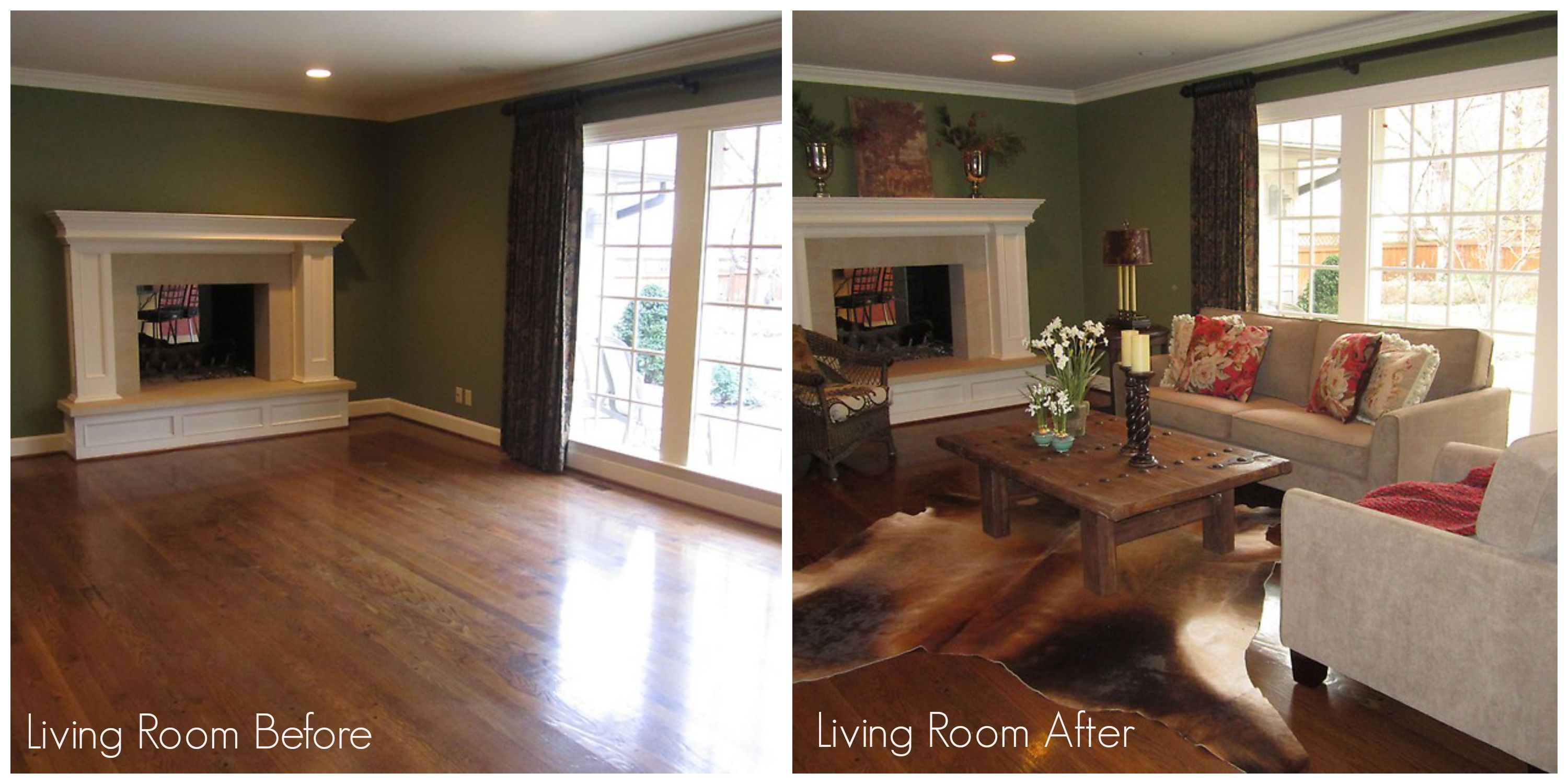delightful home staging before and after #9: An Insideru0027s Guide To Hiring A Home Stager