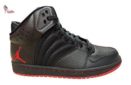 detailed look 76b40 da419 Nike Jordan 1 Flight 4 Prem, espadrilles de basket-ball homme - black gym