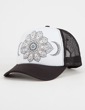 dff4b044710 O NEILL Daybreak Womens Trucker Hat White