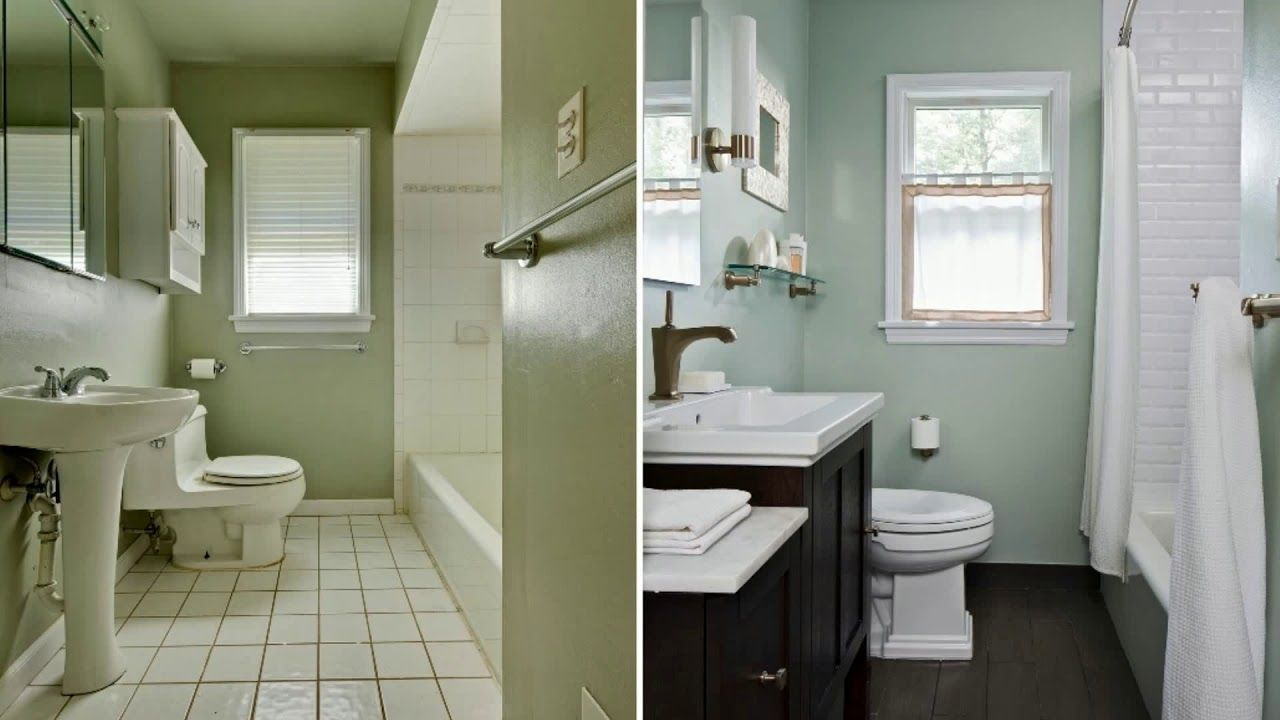 Bathroom Decorating Ideas Pictures For Small Bathrooms Best Bathroom Decor 5 Small Bathroom Renovations Bathroom Makeovers On A Budget Small Bathroom Remodel