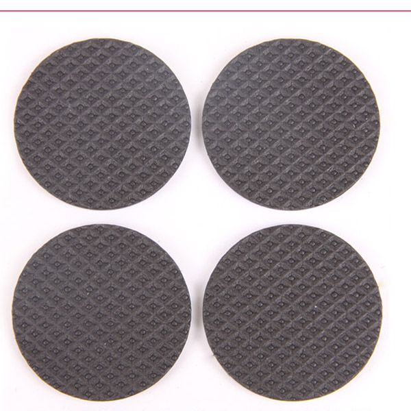 Awesome 8Pcs Round Shape Protective Furniture Table Chair Foot Cover Pads Floor  Fanggua Savers Mat