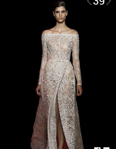 Les robes soirees libanaises 2011