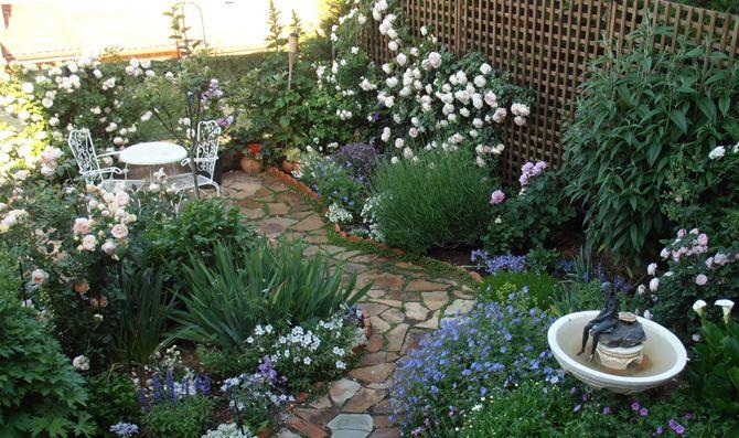 fotos jardin pequeo diseo de interiores