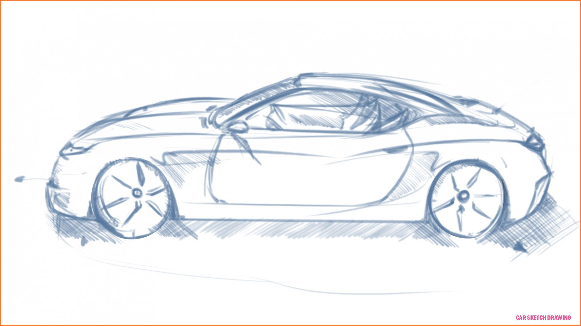 Car Sketch Drawing Is So Famous But Why Car Sketch Drawing Car Sketch Draw Cars Car Drawings
