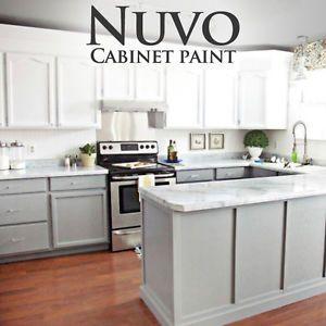 Nuvo Cabinet Paint Quarts
